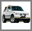 PIECES SUZUKI VITARA, 1988-1991, 1.6L 8S